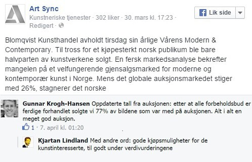 Facebook-vegg