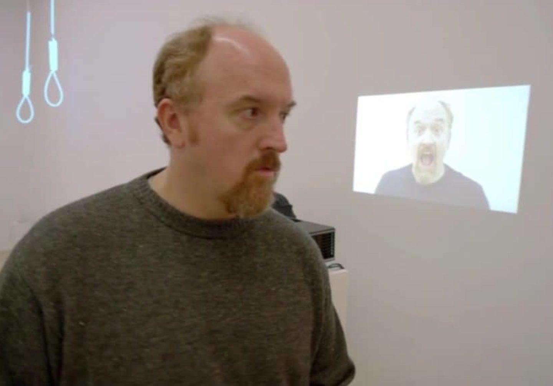 Louie Art Gallery Scene