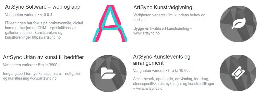 Tjenester ArtSync