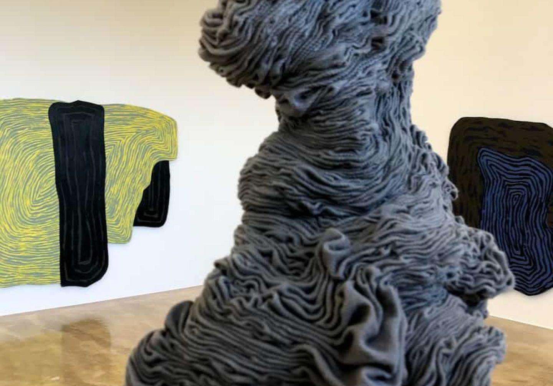 Topografi over det delvis dunkle_Thomas Hestvold og Hanne Friis_på Kristiansand Kunsthall 2019