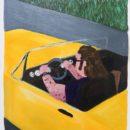 Audun Alvestad Yellow Cab Driver 2018