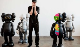KAWS-urban-kunst-samtidskunst-Artsync software